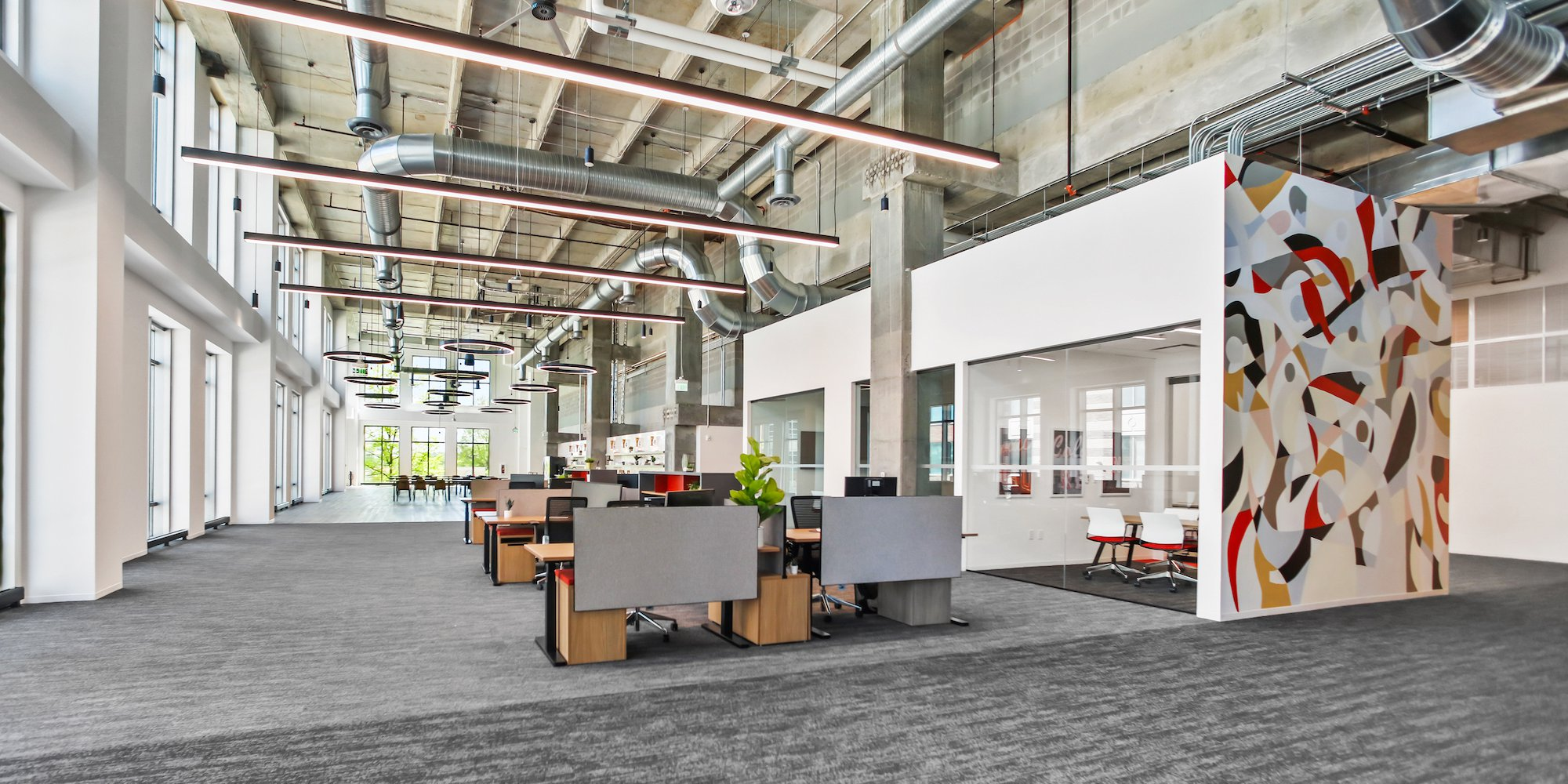 Ground Up: Designing a First Generation Office Space