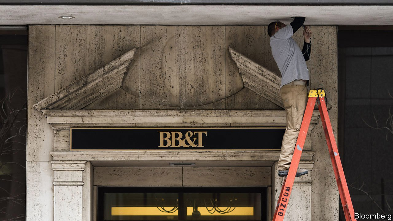 BB&T SunTrust Merger