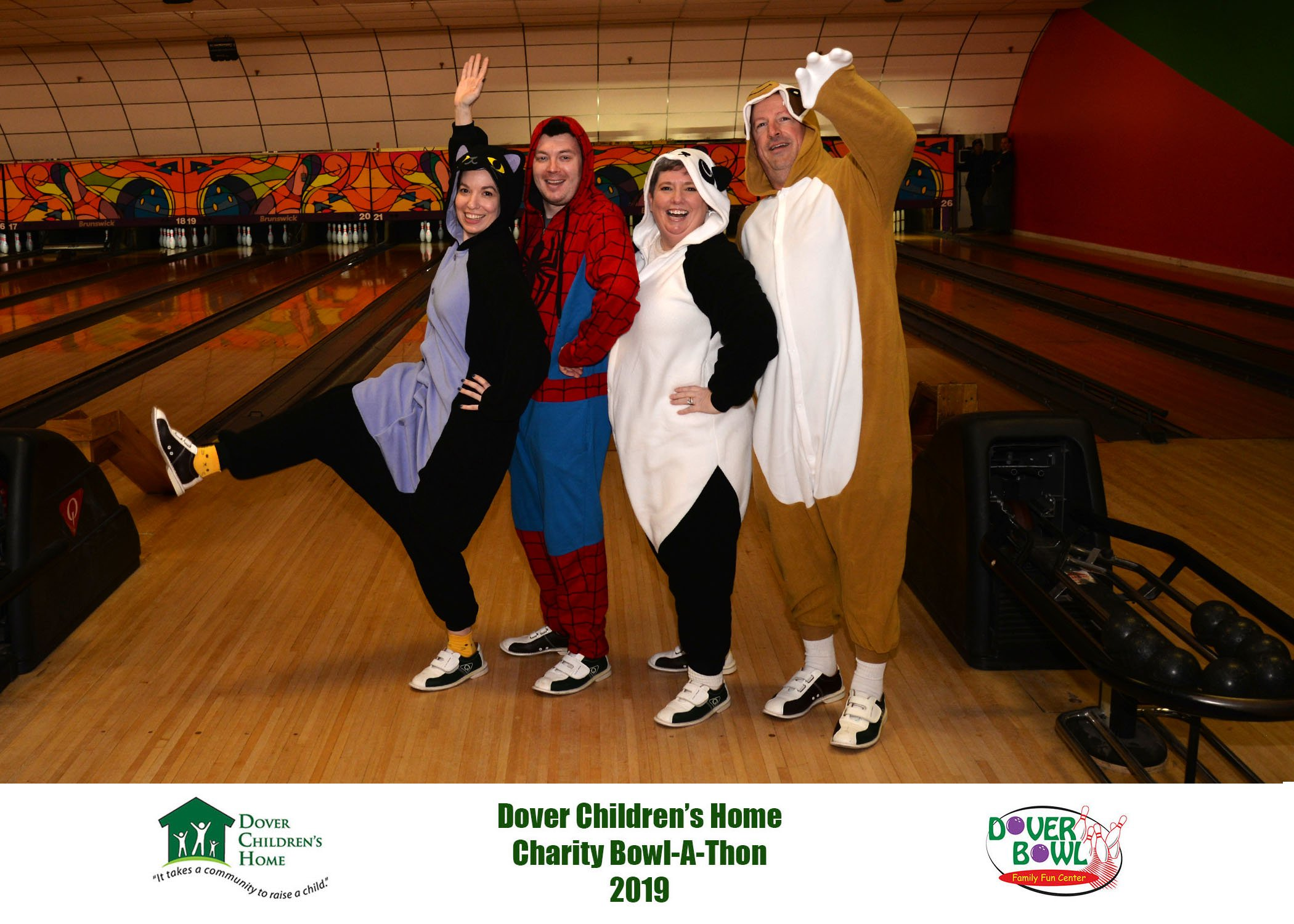 Dover Children's Home Bowl-a-thon