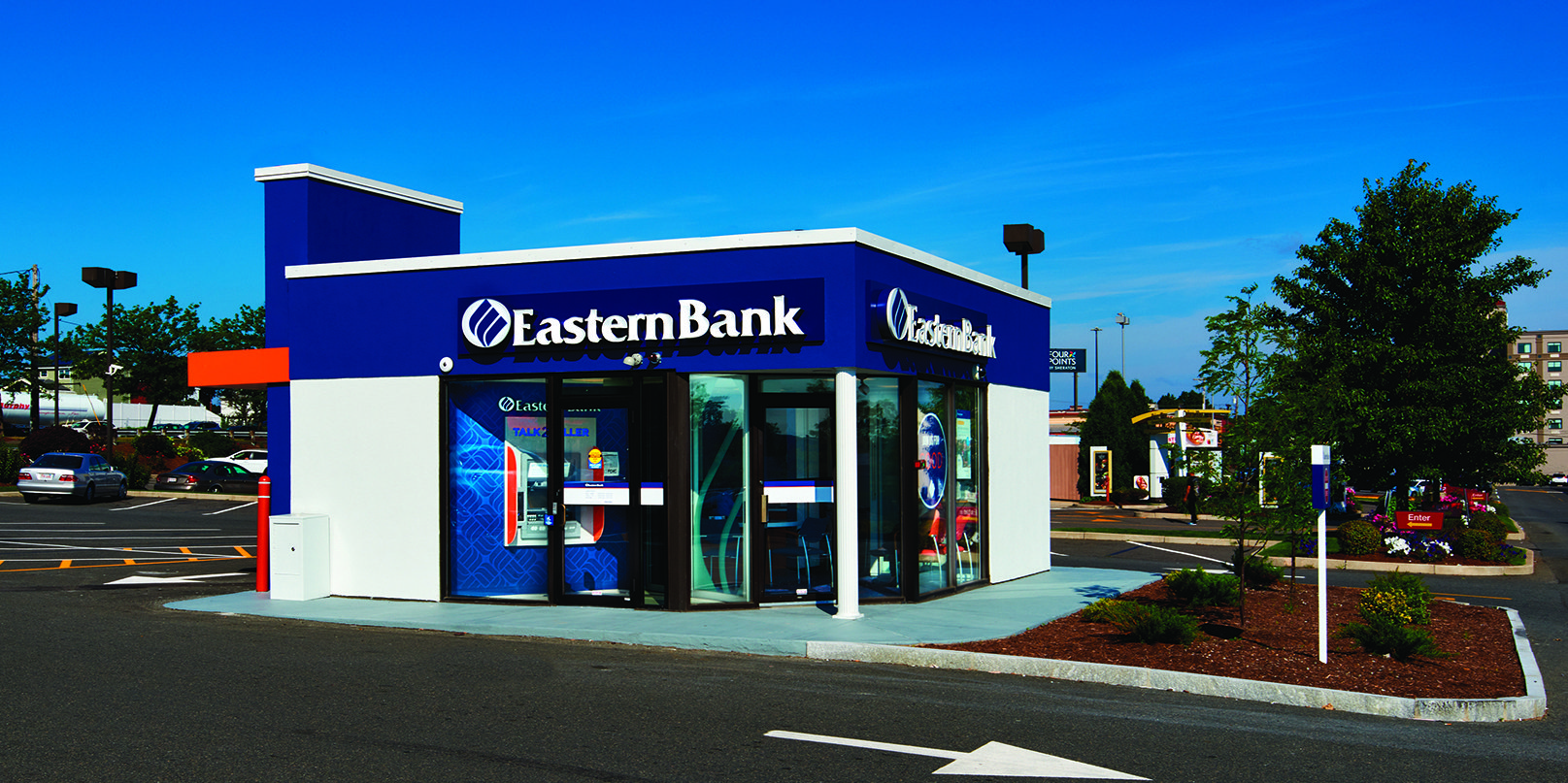 Eastern Bank Redesign by Adrenaline
