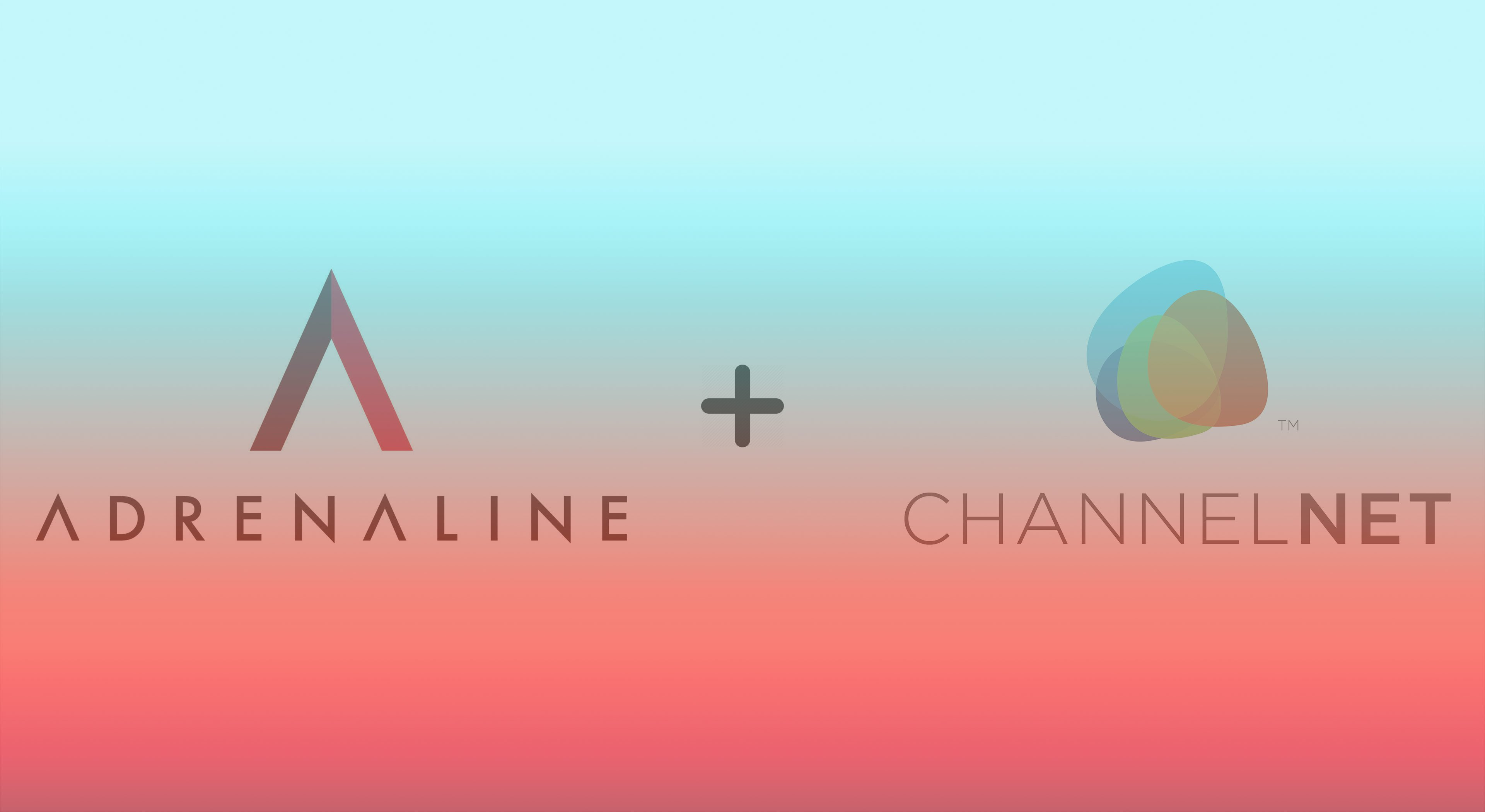 Adrenaline partners with ChannelNet