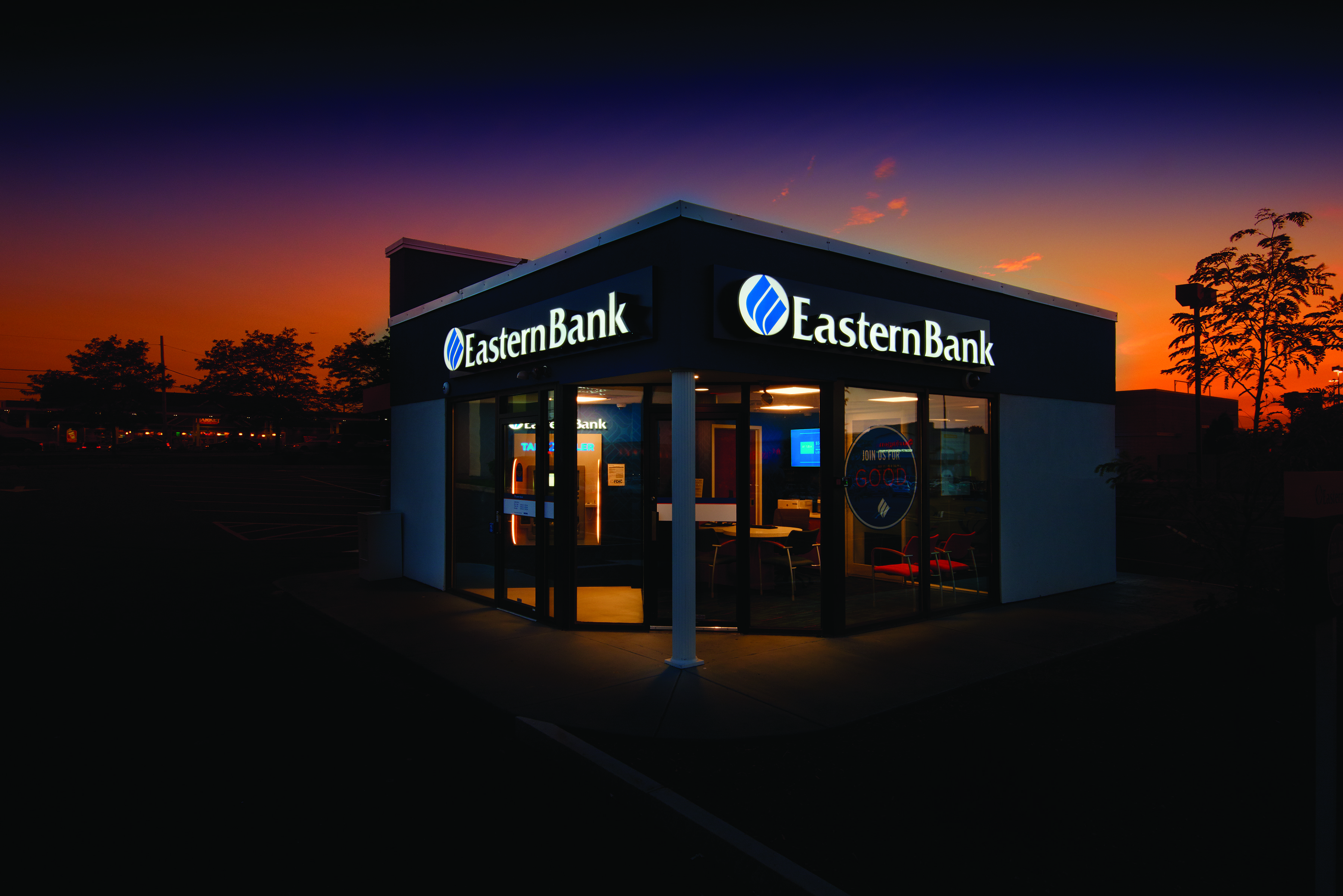 Eastern Bank Redesign