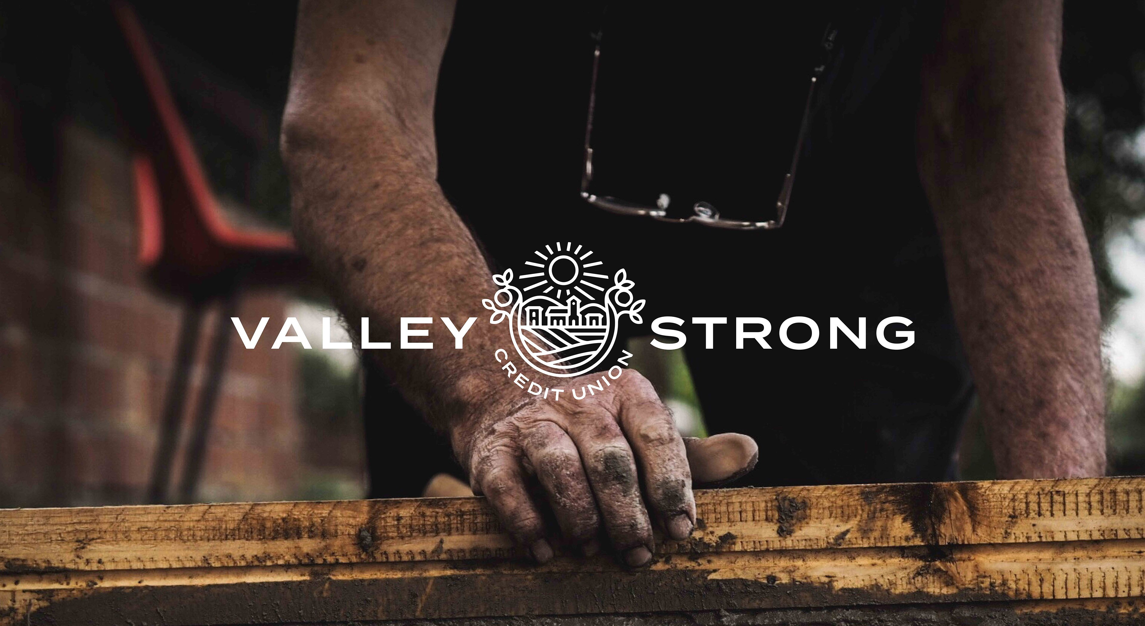 Valley Strong Credit Union Rebrand Case Study