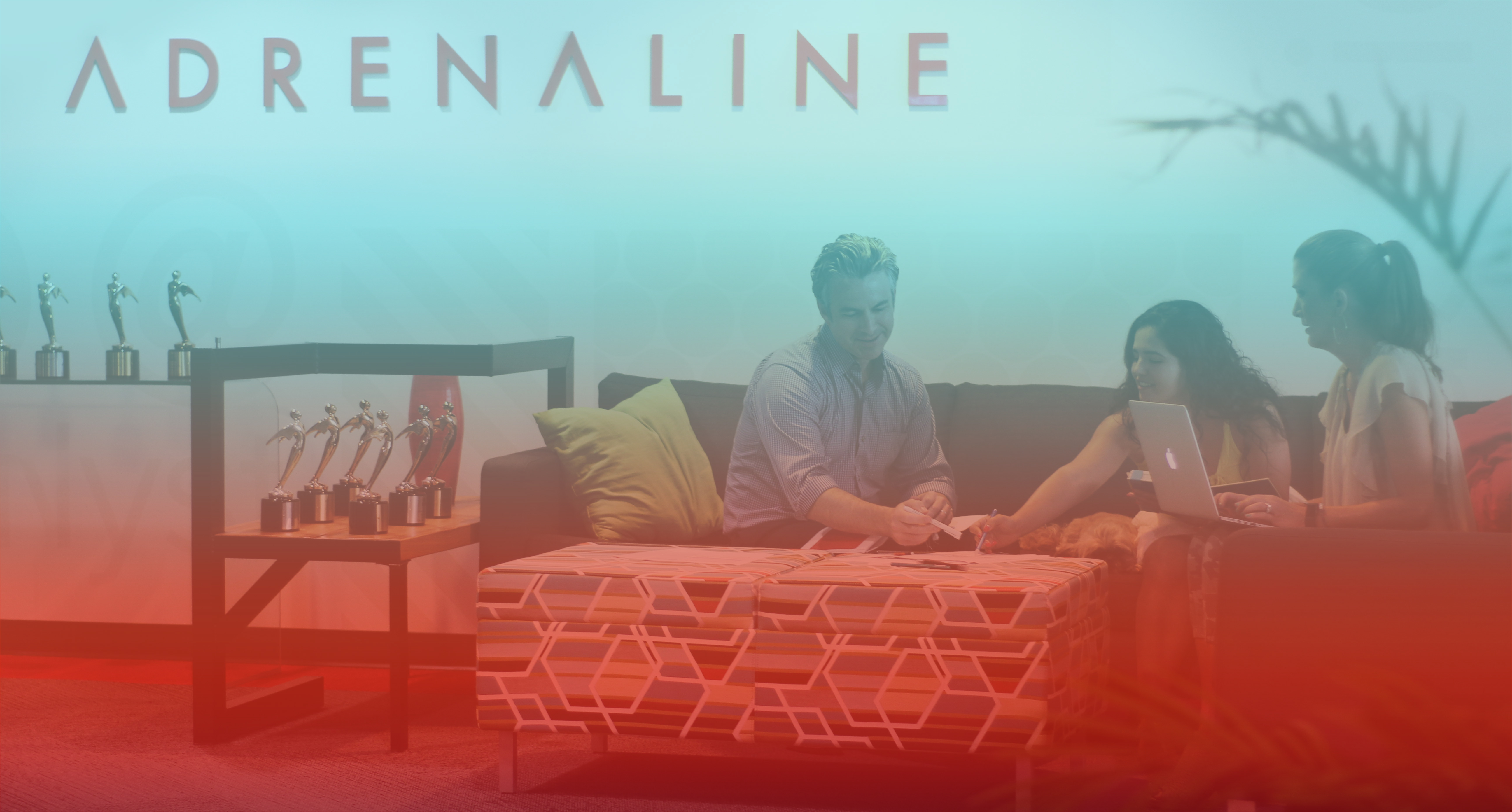 Adrenaline group: creativity and features